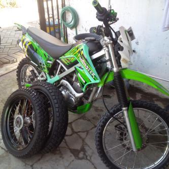 kumpulan Variasi Motor Klx 150
